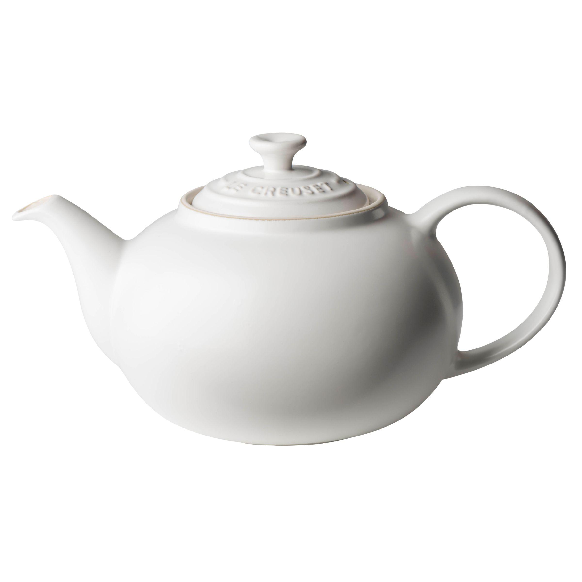 Le Creuset Le Creuset Stoneware Classic Teapot, 1.3L