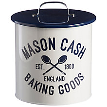 Buy Mason Cash Varsity Collection Cookie Tin Gift Set Online at johnlewis.com