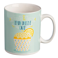 Buy Mason Cash Lemon Drizzle Cake In a Mug Online at johnlewis.com