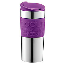 Buy Bodum Vacuum Travel Mug, 0.35L Online at johnlewis.com
