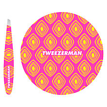Buy Tweezerman Moroccan Oasis Mirror and Mini Tweezer Duo Online at johnlewis.com