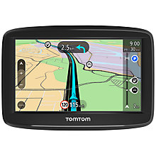 Buy TomTom START 52 Sat Nav With Lifetime Map Updates, UK & Republic of Ireland Online at johnlewis.com