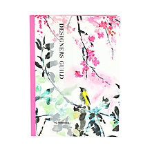 Buy Designers Guild A5 Floral Notebook Online at johnlewis.com