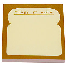 Buy Ohh Deer Toast It Notes Online at johnlewis.com