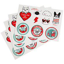 Buy Gemma Correll Stickers Online at johnlewis.com