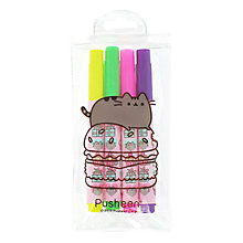 Buy Pusheen Highlighters, Pack of 4 Online at johnlewis.com