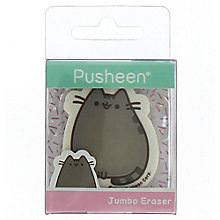 Buy Pusheen Jumbo Eraser Online at johnlewis.com