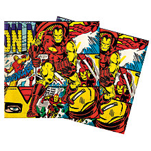 Buy Disney Marvel Napkins, Set of 20 Online at johnlewis.com