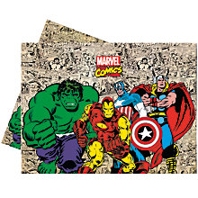 Buy Disney Marvel Tablecloth Online at johnlewis.com