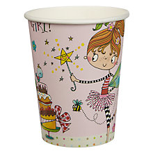 Buy Rachel Ellen Fairy Cups, Pack of 8 Online at johnlewis.com
