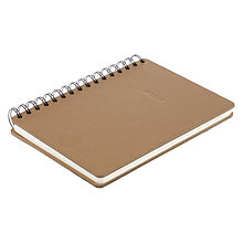 Buy House Kraft A5 Notebook Online at johnlewis.com