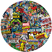 Buy Disney Marvel Paper Plates, Set of 8 Online at johnlewis.com