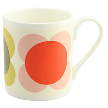Buy Orla Kiely Circle Flower Mug Online at johnlewis.com