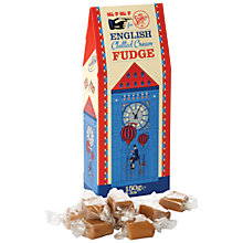 Buy Mr Stanley's Clotted Cream Fudge Online at johnlewis.com