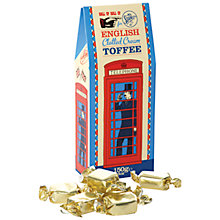 Buy Mr Stanley's Clotted Cream Toffee Online at johnlewis.com