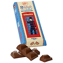 Buy Mr Stanley's Sea Salted Milk Chocolate Bars, Box of 2 Online at johnlewis.com