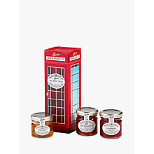 Buy Tiptree Phone Box 'All About Taste' Preserve Set Online at johnlewis.com