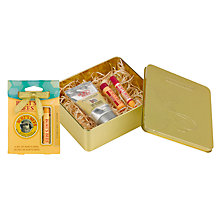 Buy Burt's Bees Naturally Lovely Lip and Hand Care Gift Set: With FREE Gift Online at johnlewis.com