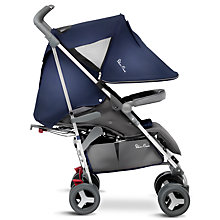 Buy Silver Cross Reflex Pushchair, Vintage Blue Online at johnlewis.com