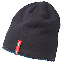 Buy Helly Hansen Fleece Lined Mountain Beanie, One Size, Evening Blue Online at johnlewis.com