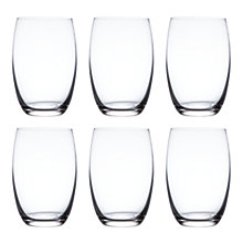 Buy John Lewis Barrel Highball, Clear, Set of 6 Online at johnlewis.com