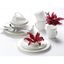 Buy Royal Worcester Serendipity Platinum Bone China Tableware  Online at johnlewis.com