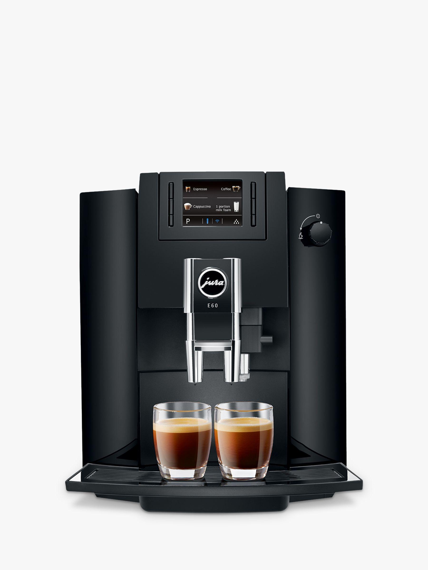 Electronic Coffee Machine Coffee Bean bean to cup all coffee machines john lewis buy jura impressa e60 machine piano black online at