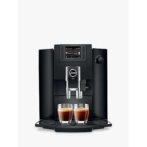 buy jura impressa e60 bean to cup coffee machine piano. Black Bedroom Furniture Sets. Home Design Ideas