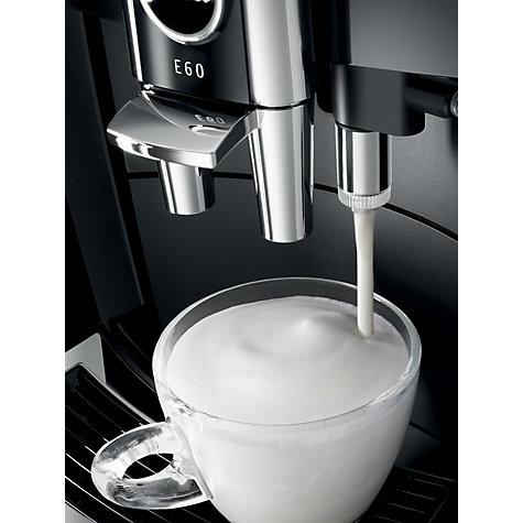 Buy Jura Impressa E60 Bean To Cup Coffee Machine Piano