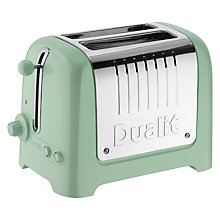 Buy Dualit 2-Slot Lite Toaster Online at johnlewis.com