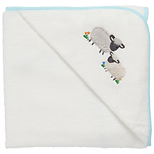 Buy John Lewis Farmyard Hooded Towel Online at johnlewis.com