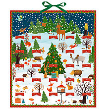 Buy Coppenrath Pop-Out Christmas Animals Advent Calendar Online at johnlewis.com