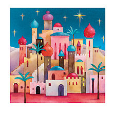Buy Paperhouse City Of Bethlehem Charity Christmas Cards, Pack of 6 Online at johnlewis.com