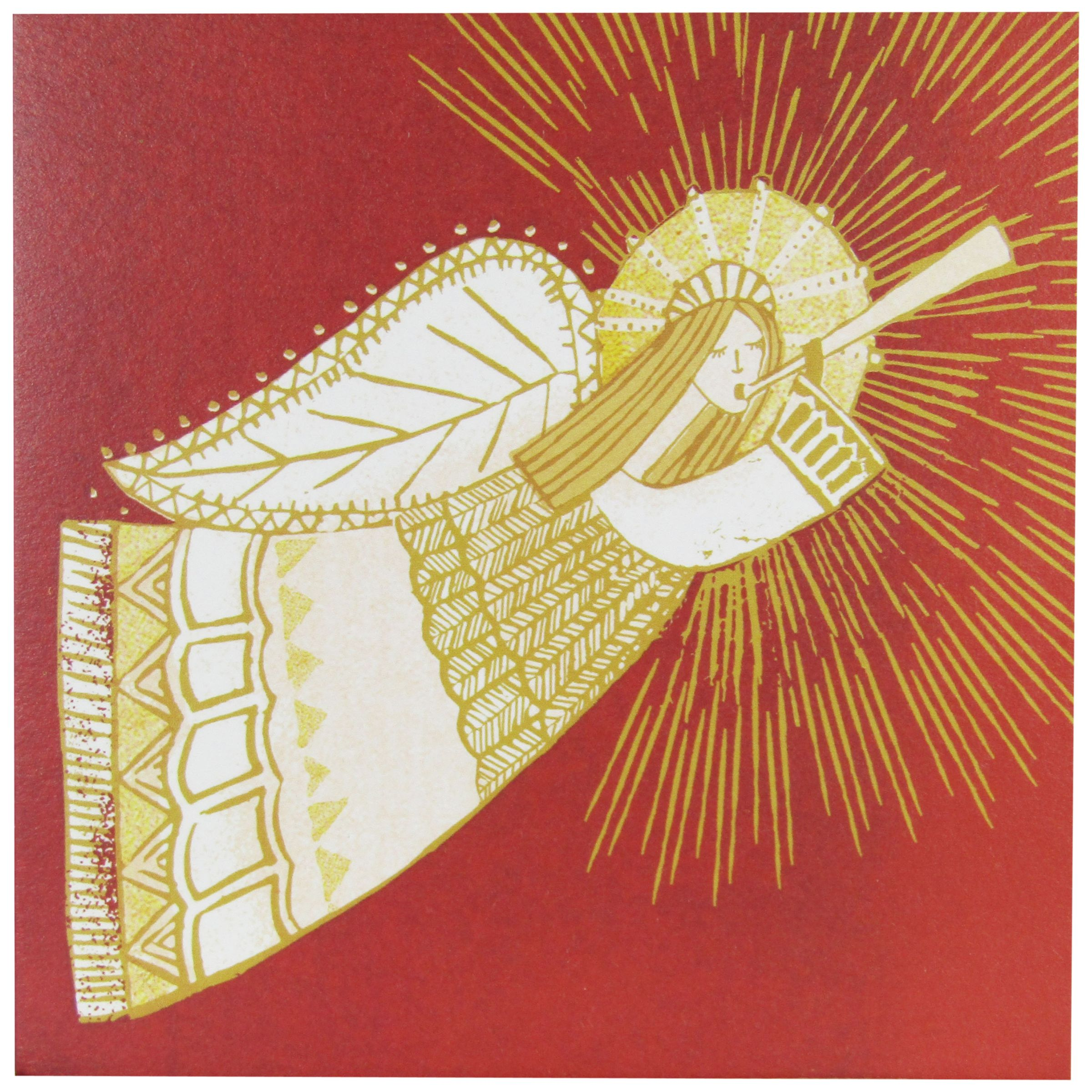 Woodmansterne Woodmansterne Bright Beauty Charity Christmas Cards, Pack of 5