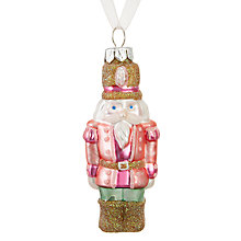 Buy John Lewis Ostravia Mini Bellboy Bauble Online at johnlewis.com