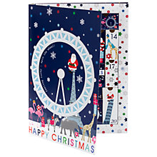 Buy John Lewis Grand Tour Advent Chest Online at johnlewis.com