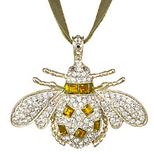 Buy Joanna Buchanan Ruskin House Hanging Bee Tree Decoration Online at johnlewis.com
