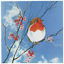 Buy Woodmansterne Making Spirits Bright Charity Christmas Cards, Pack of 5 Online at johnlewis.com