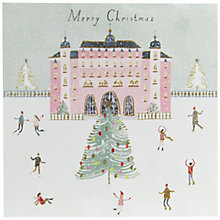 Buy John Lewis Ostravia Skating Charity Christmas Cards, Pack of 6 Online at johnlewis.com