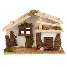 Buy John Lewis Nativity Stable Online at johnlewis.com