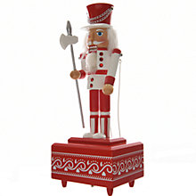 Buy John Lewis Grand Tour Musical Nutcracker, H30cm Online at johnlewis.com