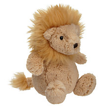 Buy Jellycat Poppet Lion Soft Toy Online at johnlewis.com