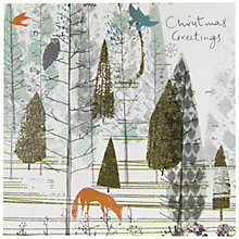 Buy Woodmansterne Silent Night Charity Christmas Cards, Pack of 5 Online at johnlewis.com
