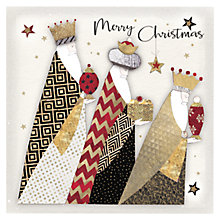 Buy Hammond And Gower Three Kings Charity Christmas Cards, Pack of 5 Online at johnlewis.com