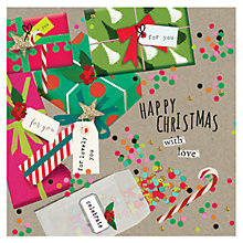 Buy Hammond Gower With Love Presents Charity Christmas Cards, Pack of 5 Online at johnlewis.com
