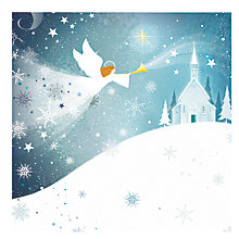 Buy Paperhouse Snow Angel Charity Christmas Cards, Pack of 6 Online at johnlewis.com