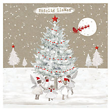 Buy Hammond Gower Welsh Fairie Tree Charity Christmas Cards, Pack of 5 Online at johnlewis.com