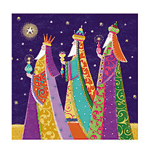 Buy Medici Three Kings Charity Christmas Cards, Pack of 8 Online at johnlewis.com