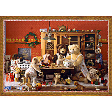 Buy Coppenrath 'Teddy Bears Kitchen' Advent Calendar Online at johnlewis.com