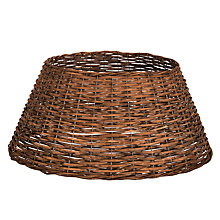 Buy John Lewis Willow Tree Skirt, Natural Online at johnlewis.com